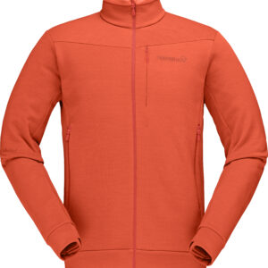 Falketind warmwool2 fleece herre