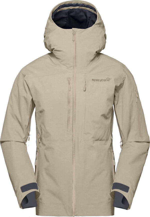 Norrøna lofoten Gore-Tex insulated jacket dame