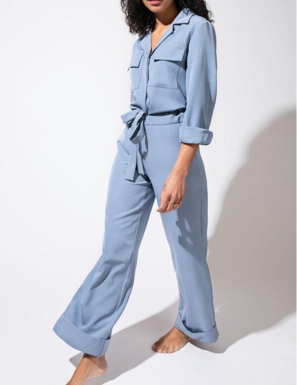 Creative Collective Millie jumpsuit blå dame