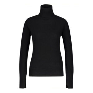 Creative Collective Cashmere Turtle neck sort dame