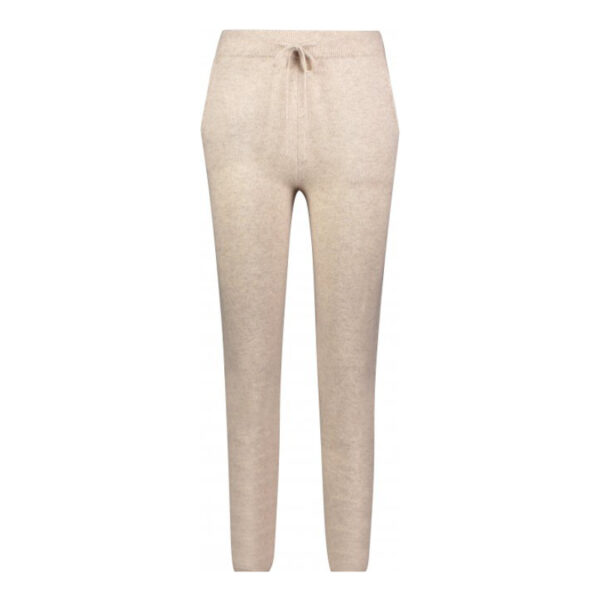 Creative Collective Cashmere Pants beige dame