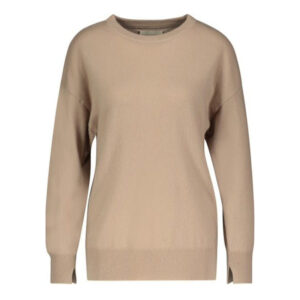 Creative Collective Cashmere Oversized brun dame