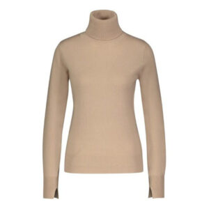 Creative Collective Cashmere Turtle neck brun dame