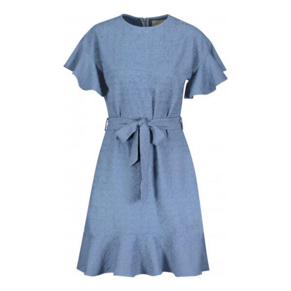 Creative Collective Sigrid blå kjole dame