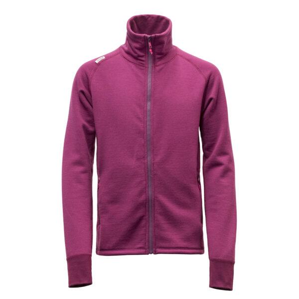 Devold Fiskå kid jacket