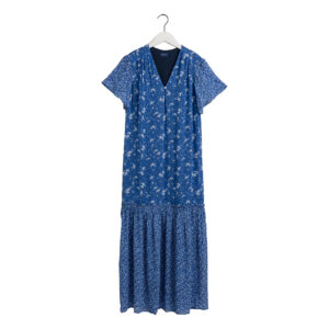 Gant Mix Print Chiffon Dress
