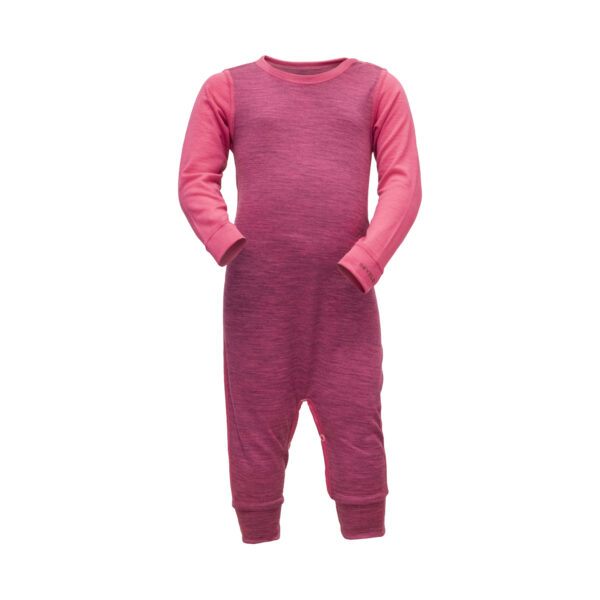 Devold Breeze baby sleepsuit