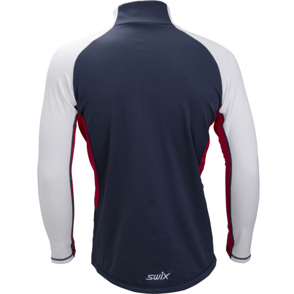 Swix Dynamic Midlayer Herre Back
