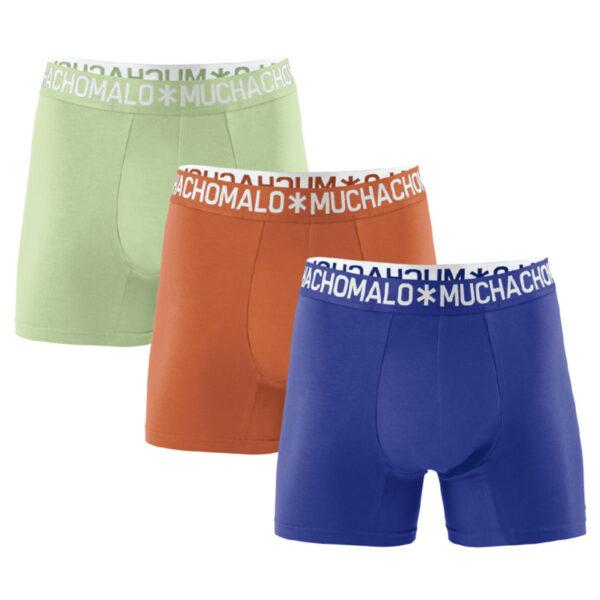 Muchachomalo 3-pk boxer herre