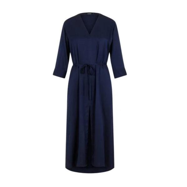 J.Lindeberg Sash Two-tone Twill Dress