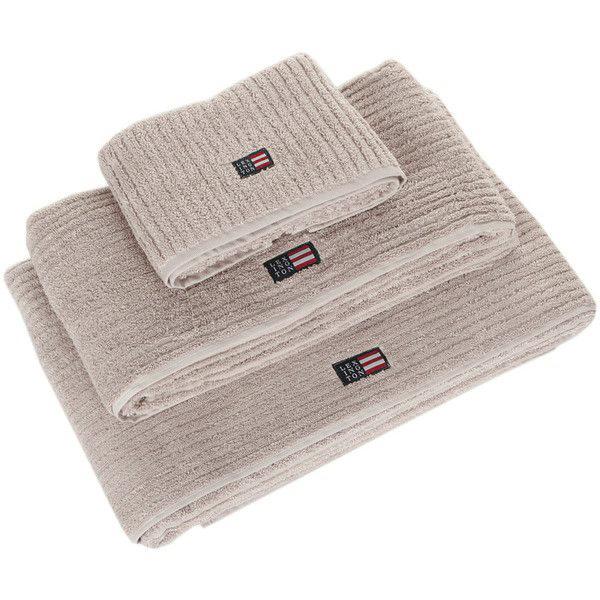 Lexington American Towel Light grey