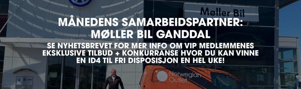 Møller Bil Ganddal