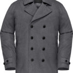 Oslo Ace Pea Coat Herre